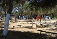 Alojamiento guanaqueros for Camping el jardin de las dunas tarifa